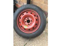 Firestone temporary tire