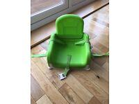 Munchkin feeding chair/booster seat