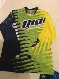 Thor phase rift Motocross jersey