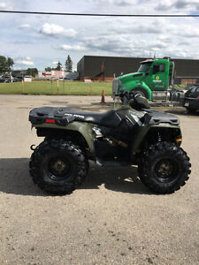 Polaris 800 Quad