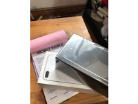 Iphone 7 plus 256gb Jet black and Silver both new