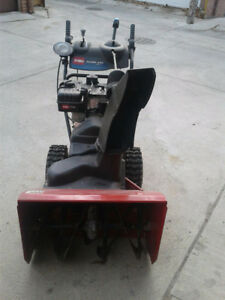 toro snowblower 826 le