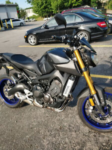 2014 FZ 09 for Sale