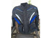 Textile jacket Tuzo size 3xl