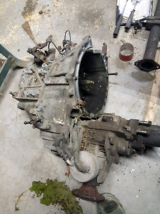 Mazdaspeed 6 transmission and transfer case