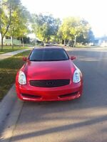 2006 infiniti g35 *PRICE LOWERED*
