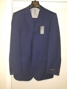 Brand New - Bellissimo Navy Blue Suit