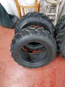 ATV 14 inch tires