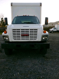 2004 GMC Straight Truck For sale with