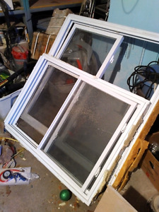 "48"" x 36"" horizontal sliding window"