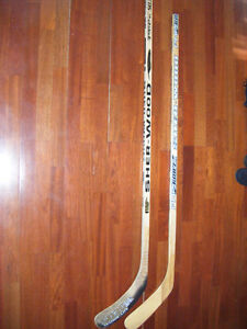 1 Sherwood hockey stick for sale