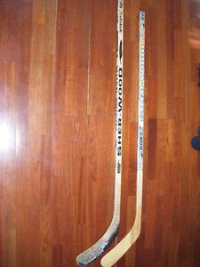 1 Sherwood hockey stick for sale