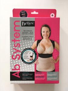 Bellies Inc Ab System Postpartum Belly Wrap