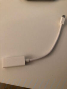 Thunderbolt Mini DP Display Port To HDMI Adapter Cable