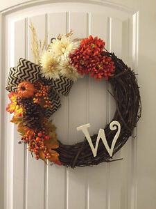 Fall/Seasonal Wreaths