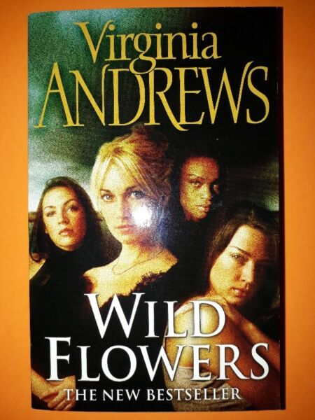 (NEW BOOK) - Omnibus - The Wildflowers Miniseries 1,2,3,4 - Virginia Andrews.