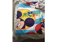 Mickey Mouse Single duvet cover