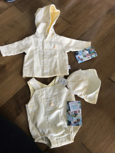 BRAND NEW WITH TAGS PREEMIE OUTFIT