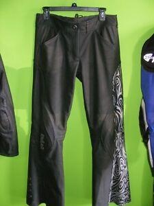 Ladies Teknic Leather Jacket  & Pants- Tribal - NEW at RE-GEAR Kingston Kingston Area image 4