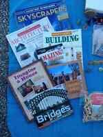 Teacher Resources - Books, Toys, etc.