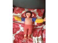 Old Jacko monkey