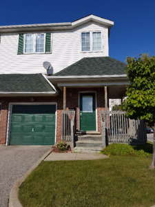 Immaculate End Unit! 3 Bdrm, 2.5 Bath, Finished Bsmnt