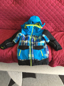 Boys winter coat size 7 in great condition