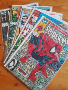 5 numero 1 Marvel comic