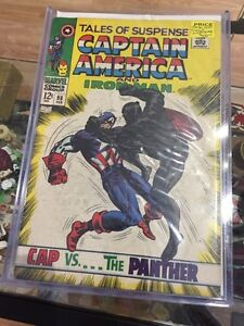 Tales of Suspense: Captain America and Iron Man