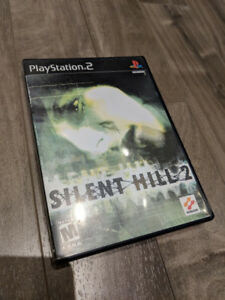 Silent Hill 2 Playstation 2