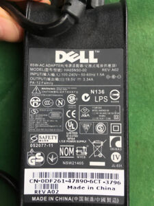 Dell AC Power Adapter PA-10 for Dell Inspiron 300m, 600m, 700m