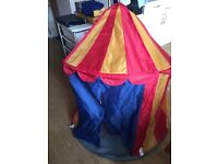IKEA Circus Play Tent