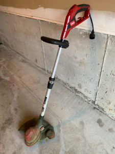 Excellent quality Electric Edger/Trimmer - End of Season Sale!