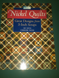 Nickel Quilts: Great Designs Book