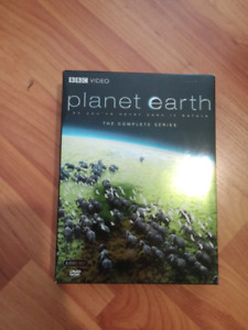 BBC Planet Earth Complete Series DVD