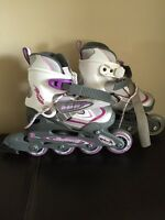 "Roller Blades ""Bladerunner"" size 11 Girls Junior"