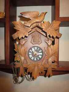Vintage German Cuckoo Clock Cambridge Kitchener Area image 1
