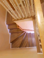 Affordable Laminate Stairs