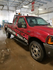 2001 Ford F250 SD Low Kilometers w/ Inspection & Car Proof