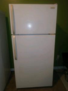 White Fridge - Apartment Size
