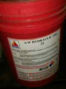 2 new pails hydraulic oil #32 Kawartha Lakes Peterborough Area image 1