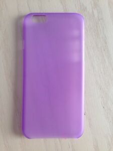 Brand new purple case for iPhone 6 and iPhone 6S Kitchener / Waterloo Kitchener Area image 1