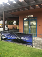 Looking for a BC RMT to join our Massage and Wellness Team