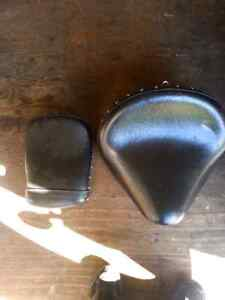 V Star 1100 OEM studded driver and passenger seat