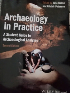 Anthropology/Archaeology/History Books
