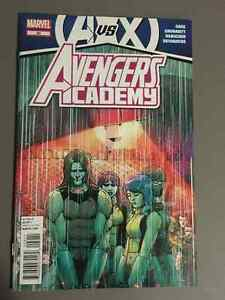 Avengers Academy Comic Lot - Marvel - 11 issues