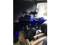 Quad 150cc four stroke