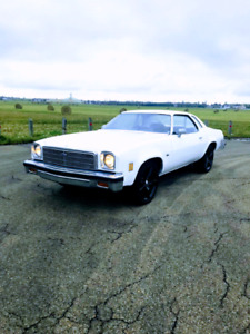 1976 Chevy chevelle Olympic Edition.Swap Trade ...$10000