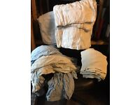 Cot/ cotbed bedding bundle