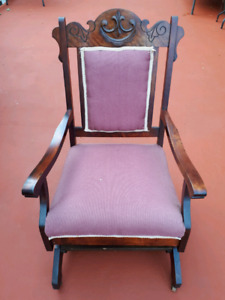 2 Antique Rocking chairs